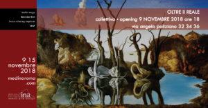 Oltre il reale - mostra collettiva Medina Roma
