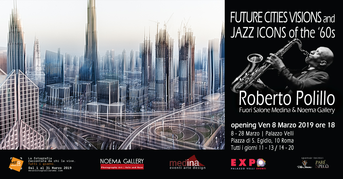 Future Cities Visions and Jazz Icons of the '60s