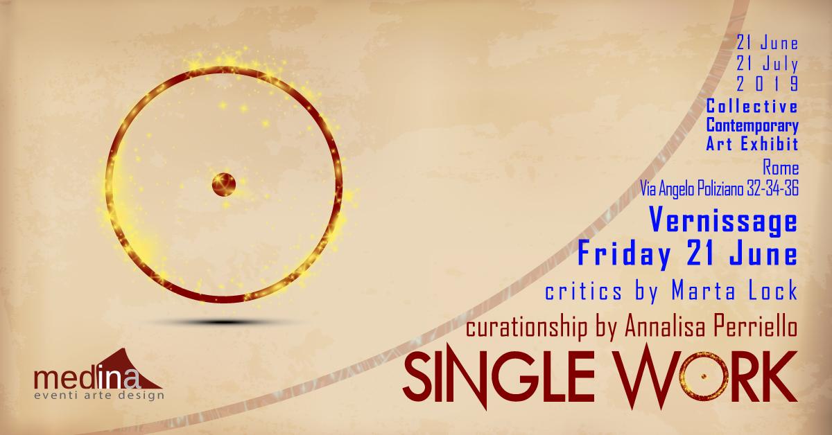 SingleWork curata da Annalisa Perriello con critica di Marta Lock