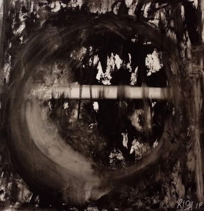Stargate di Riccardo Barsottini, Cross Limits Contemporary Art Exhibit