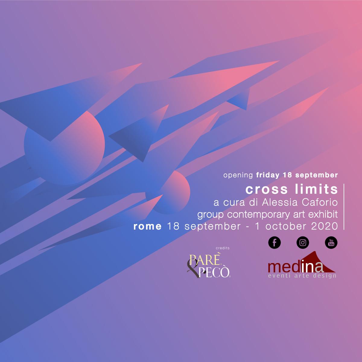 Cross Limits Contemporary Art Exhibit