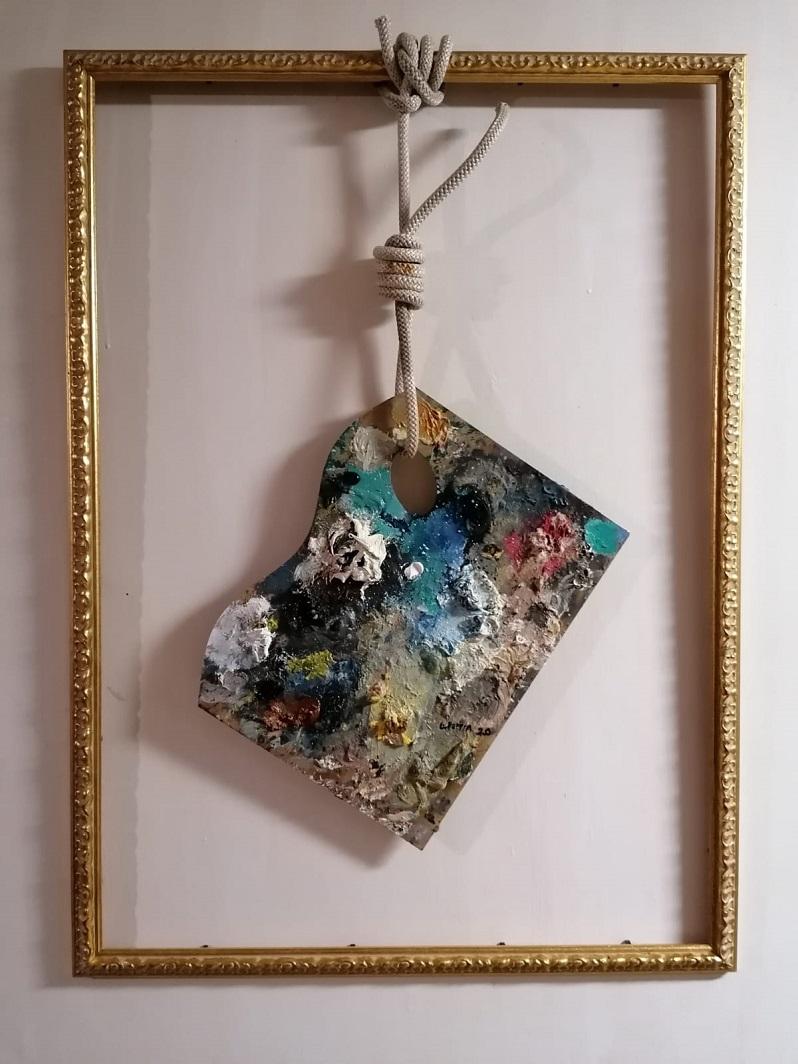 Ti amo da morire di Giampiero Pippia, Cross Limits Contemporary Art Exhibit