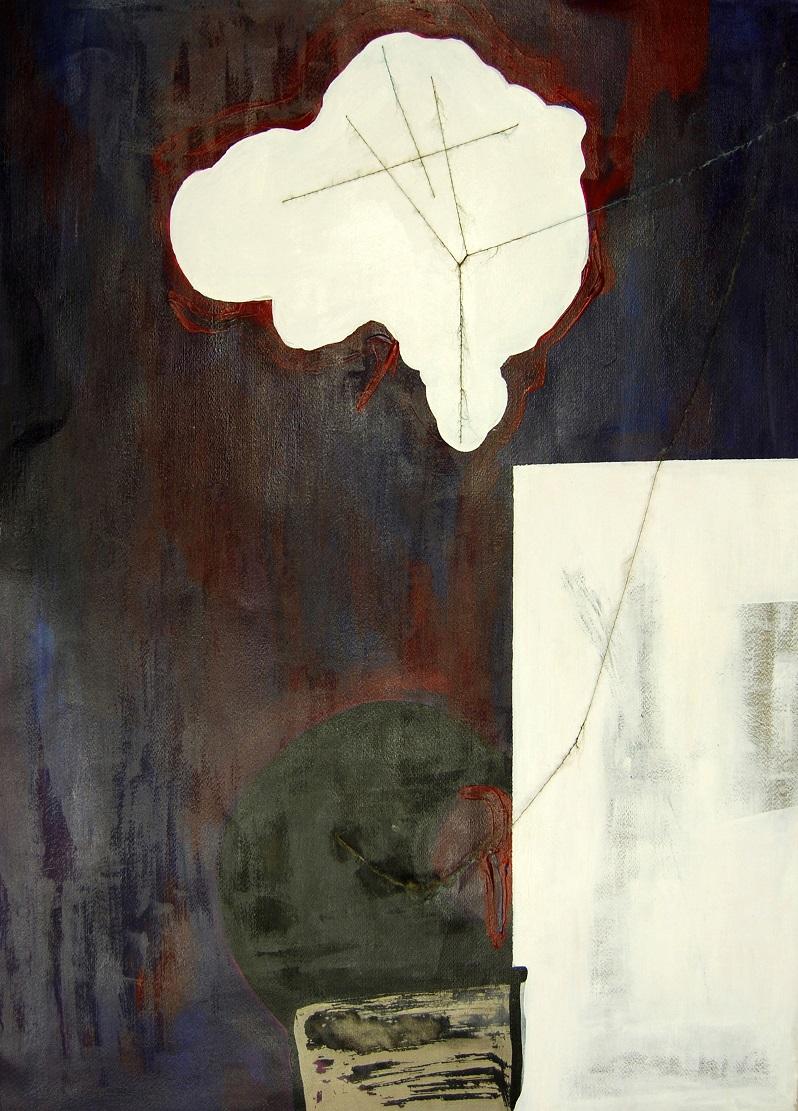 I nostri tempi di Emanuela Scannavini, Cross Limits Contemporary Art Exhibit