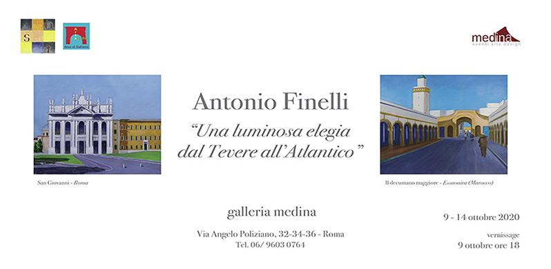 Antonio Finelli mostra