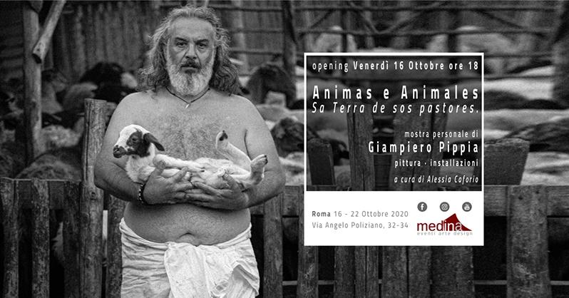 Giampiero Pippia Animas e Animales