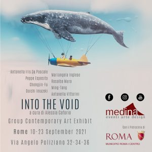 INTO THE VOID mostra