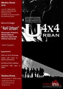 locandina 4x4 Urban