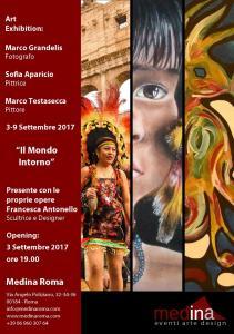 20170909-03 Locandina Il Mondo Intorno A