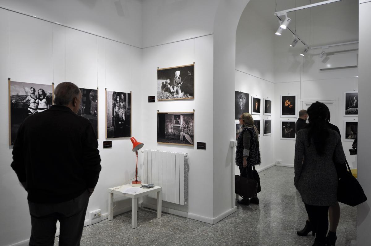 Photo exhibit di officina 21f e giuseppe lo cascio for Lo cascio arredamenti roma