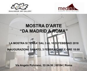 cartel invitación Roma copia B