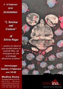 20180203 Locandina Silvia Rago