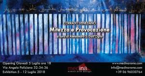 20180705 Corrado Veneziano Mitezza e Provocazione evento-FB ed img post