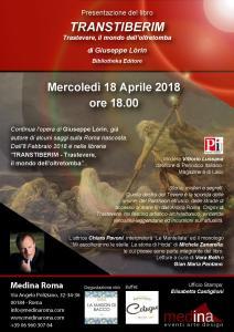 20180418 presentazione libro transtiberim