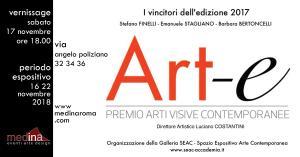 20181122-16 Premiazione Premio Art-e