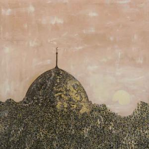 The Golden Mosque