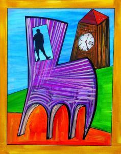 Chair Man Flavio
