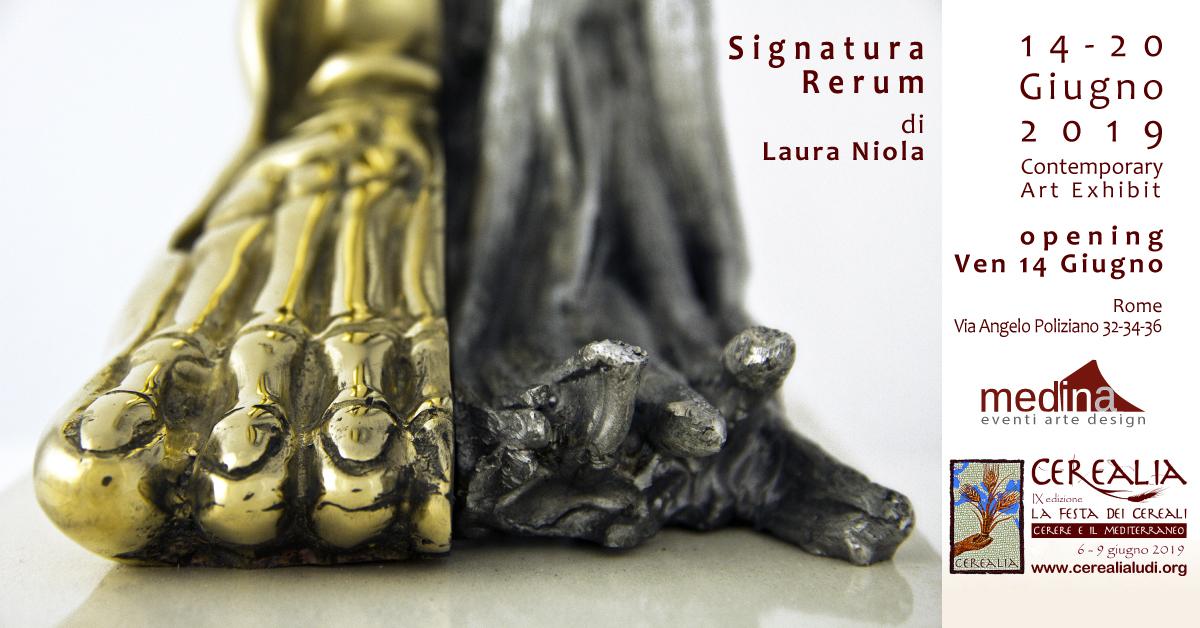 Signatura Rerum di Laura Niola
