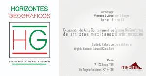 Horizontes Geográficos. Presencia de México en Italia